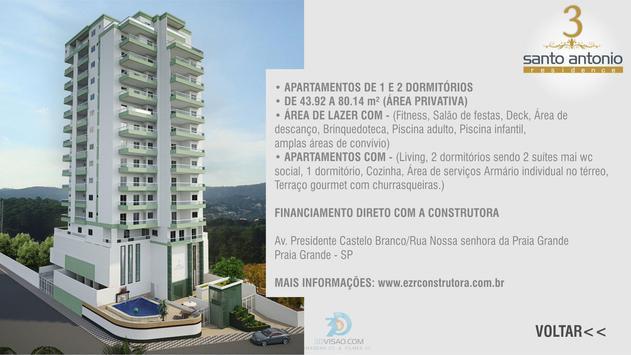 EZR Construtora st-3 poster