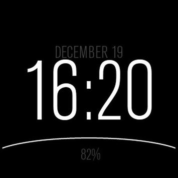 Ezro Watch Face apk screenshot