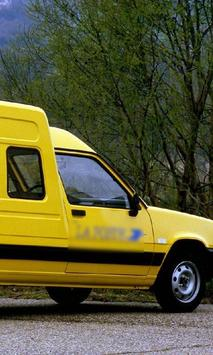Wallpapers Renault Express poster