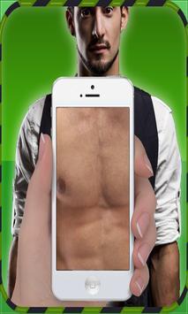 كشف تحت الملابس prank apk screenshot