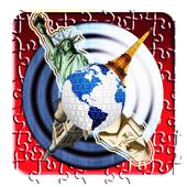 Puzzle Monuments World icon