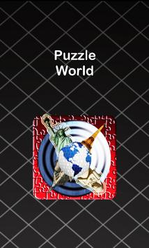 Puzzle Monuments World poster