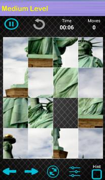 Puzzle Monuments World apk screenshot