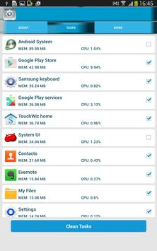 Easy RAM Booster screenshot 1