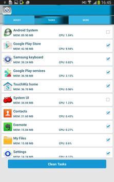 RAM Booster Mini apk screenshot