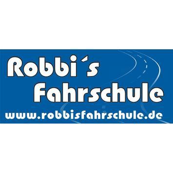 Robbi's Fahrschule poster