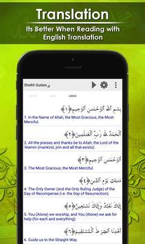Al Quran : EAlim - Translations & MP3 Offline apk screenshot