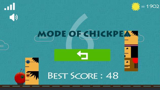 Modes Of Chickhotpea screenshot 1