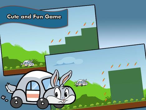 Bugs Bunny Car Nice Day screenshot 1