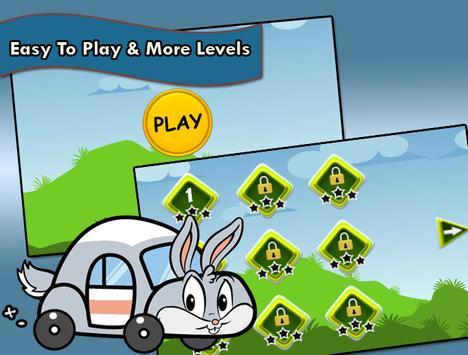 Bugs Bunny Car Nice Day screenshot 4