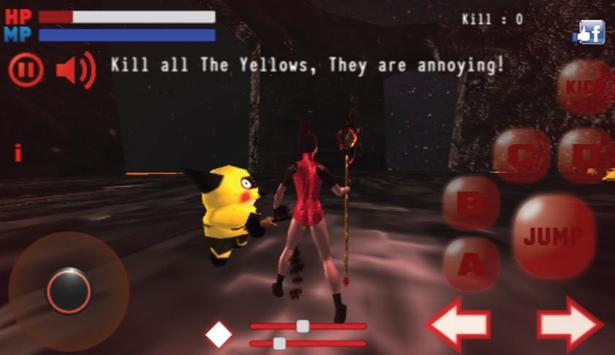 Yellow's Party - Kill The Yellows screenshot 4