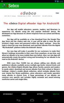 eSebco screenshot 6