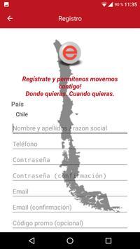 eTaxi Chile screenshot 1