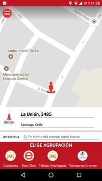 eTaxi Chile screenshot 3