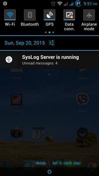 SysLogServer screenshot 5