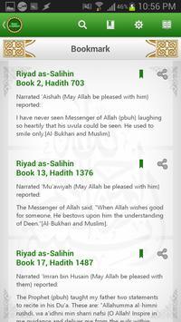 Riyad us Saliheen Free apk screenshot