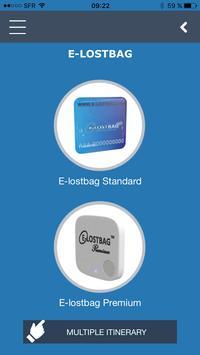 Manage your E-LOSTBAG STD/PREM poster