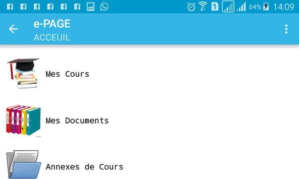 e-PAGE screenshot 3