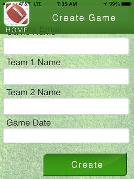 EZ Football Pool apk screenshot