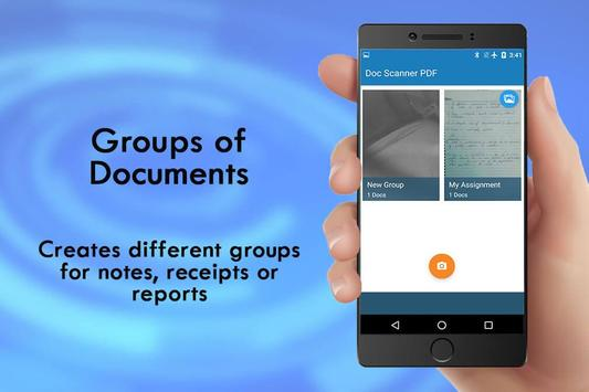 Doc Scanner PDF screenshot 1