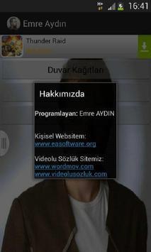 Emre AYDIN screenshot 1