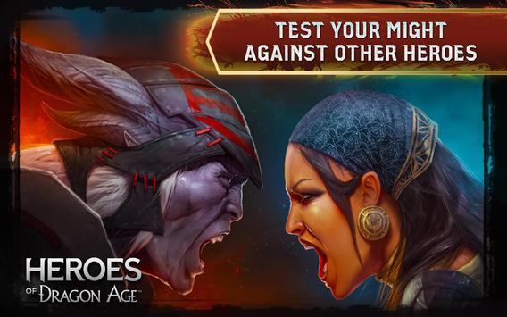 Heroes of dragon age apk download free action game for android.