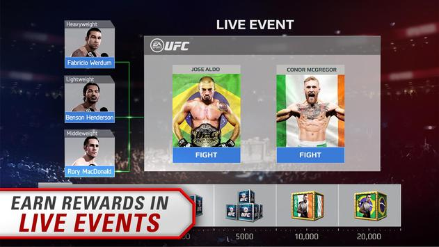 EA SPORTS UFC® apk screenshot