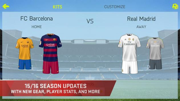 FIFA 15 Soccer Ultimate Team screenshot 4