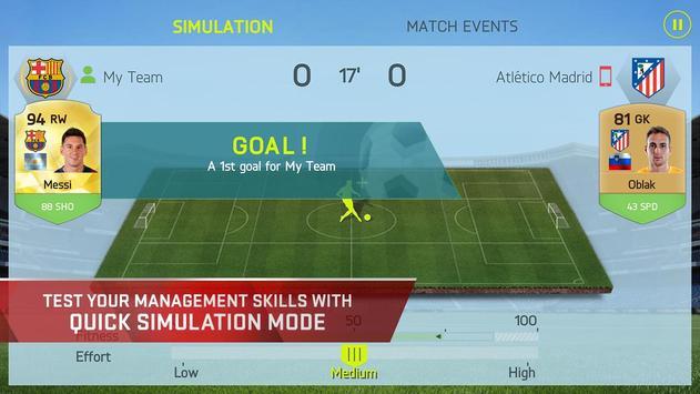 FIFA 15 Soccer Ultimate Team APK-screenhot