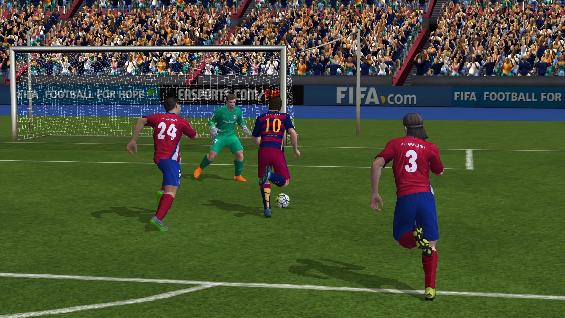 FIFA 15 Soccer Ultimate Team Latest APK Download - Free
