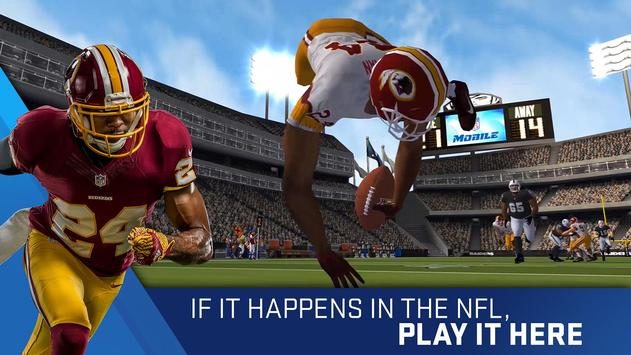 Madden NFL Football apk screenshot