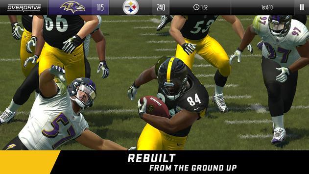 Madden NFL Overdrive poster