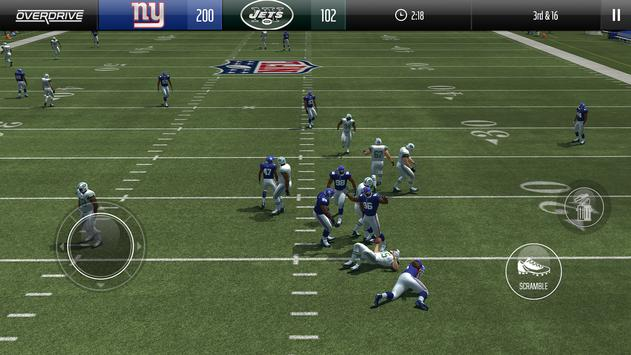 Madden NFL Overdrive Football apk screenshot