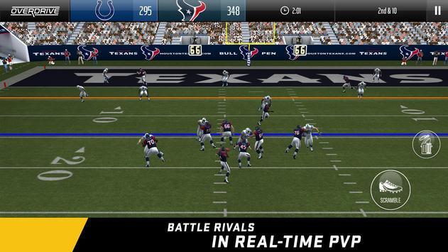 Madden NFL Overdrive Football screenshot 2