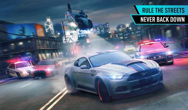 Need for Speed: NL a Corridas apk imagem de tela