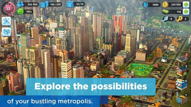 SimCity BuildIt скриншот приложения