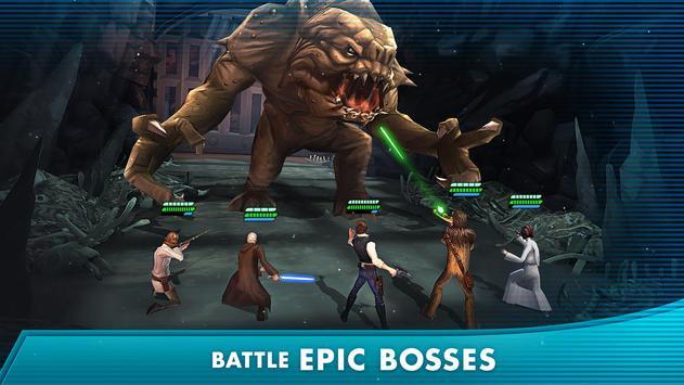 Star Wars™: Galaxy of Heroes apk تصوير الشاشة
