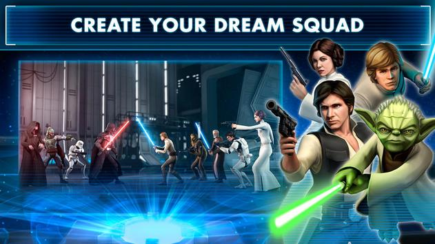Star Wars™: Galaxy of Heroes poster