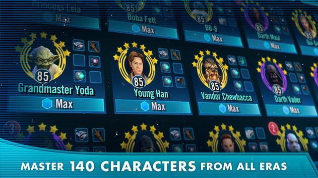 Star Wars™: Galaxy of Heroes screenshot 12