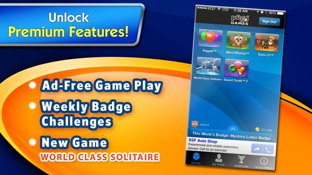 POGO Games screenshot 3
