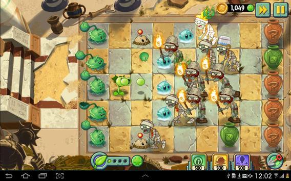 Plants vs. Zombies™ 2 скриншот приложения
