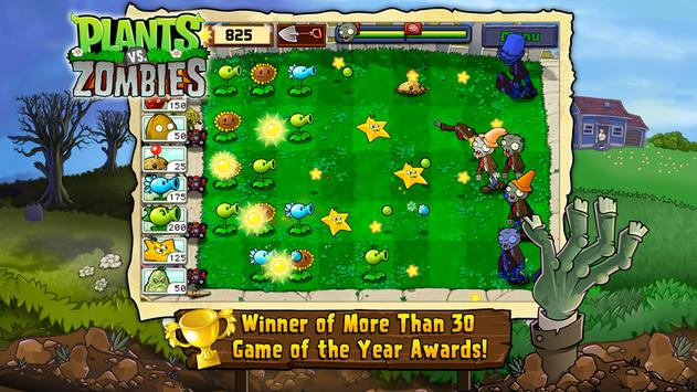 Plants vs. Zombies FREE 海報