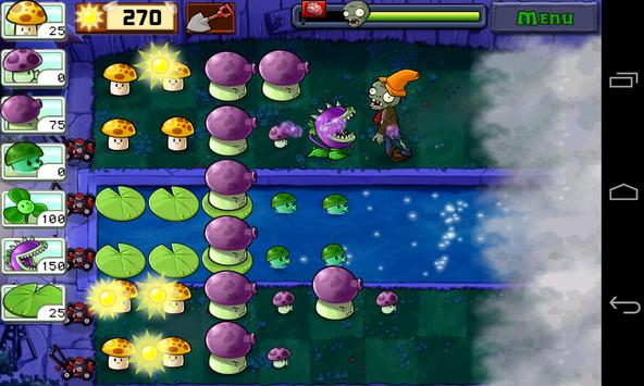 Plants vs. Zombies FREE apk 截圖