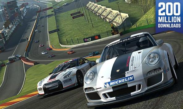 Real Racing 3 poster