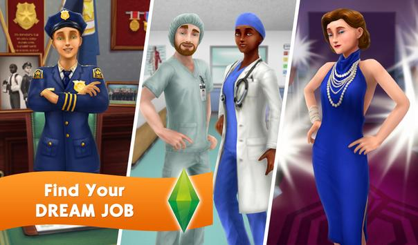 The Sims™ FreePlay apk screenshot