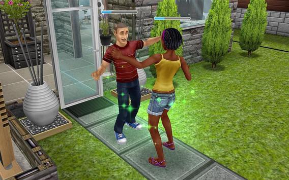 The Sims™ FreePlay скриншот приложения