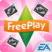 The Sims™ FreePlay ícone