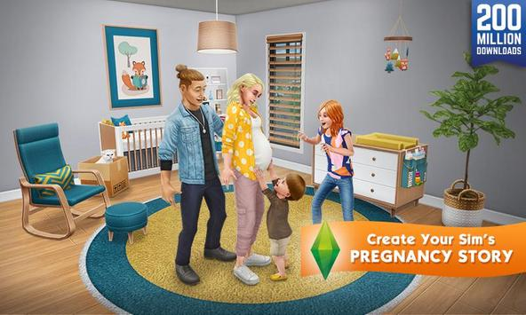 The Sims™ FreePlay Cartaz