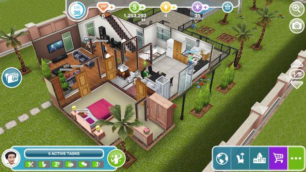 The Sims™ FreePlay apk imagem de tela