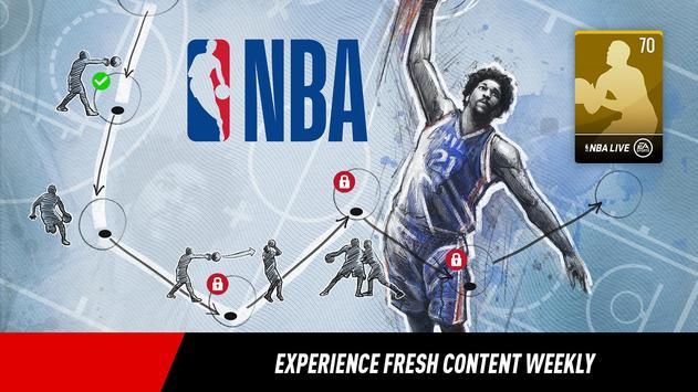NBA LIVE screenshot 2